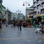M.G.Road, Gangtok