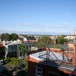 View over Fitzroy