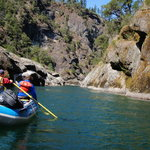 Illinois and Rogue River Rafting