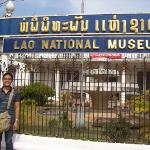 Lao National History Museum Foto