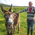  Gerry and a laughing donkey
