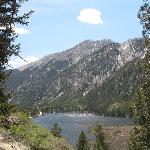  Cottonwood Lake, just up the road from town