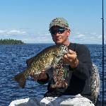 Pakwash Smallmouth Bass Fishing at it's Best