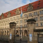 Nuremberg Palace of Justice (Justizpalast)