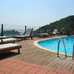 Enetiko View and Swimming Pool