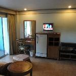 Pattaya Sunshine Vista Deluxe Living Space