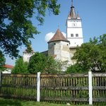 Villages with Fortified Churches Foto