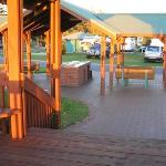 Photo de Adelaide Shores Caravan Park