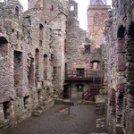 KIRKWALL - BISHOP RUINE