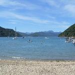 view of picton beach