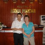 Photo de Hanoi Phoenix Hotel