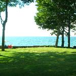  Lake Michigan View from Living room