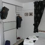 Wardrobe, TV with freeview