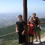 We made it to the top of Vesuvio (a must!)