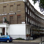 The Jenkins Hotel, London