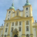 St. Kopacek church and monastery