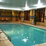 Foto de Hampton Inn & Suites Indianapolis-Airport