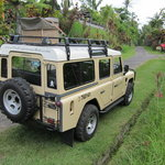 4WD Land Cruiser