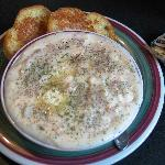  delicious clam chowder