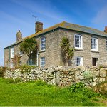 Ardensawah Farmhouse B&B Porthcurnoの写真