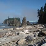 Nearby Ruby Beach