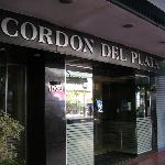 Outside Cordon del Plata