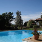 The swimming pool / La piscine