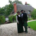 Our visit to Farthing Corner Aug 09