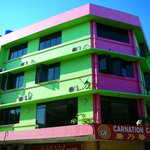  Front of hostel
