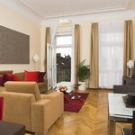 Photo de Prague City Apartments Residence Karolina