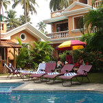Photo of Sandray Luxury Resort, Goa Salcette