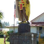 The Original King Kamehameha Statue Foto