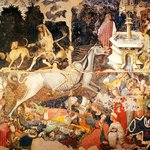 Triumph of Death fresco