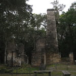 Bulow Plantation Ruins SP - the sugar mill ruins