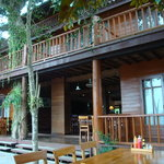 ‪Riverhouse Hotel (The Wooden House)‬