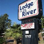 Lodge on the River Foto