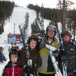 Tahoe Valley Lodge resmi