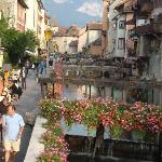 Another canal in Annecy