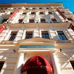 Foto de BEST WESTERN Premier Hotel Royal Palace Prague