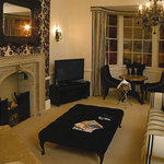  Churchill Suite lounge Hope House Hotel