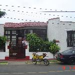 The Point Backpackers Hostel Lima resmi
