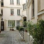  Aparthotel Paris Appartements Services