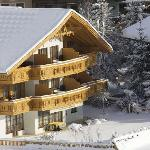  Haus Andre Arnold im Winter