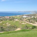 5th hole Puerto Los Cabos
