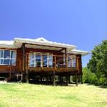 Only 2 chalets, set in their own secluded gardens