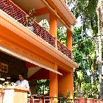 Hari Priya Residency: Entrance and front porch