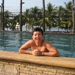 Photo de Jomtien Palm Beach Hotel & Resort