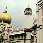 Sultan Mosque