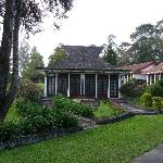 Foto van Berastagi Cottages