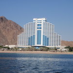 Al Boom Diving is located at Le Meridien Al Aqah
